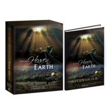 TPC Season 3 - Between Heaven and Earth - DVD set and book