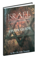 ISRAEL: A Journey Through Time Study Guide - Book to accompany DVD set
