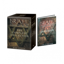 ISRAEL: A Journey Through Time - DVD set