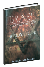 ISRAEL: A Journey Through Time Study Guide - Book