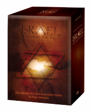 ISRAEL: A Journey of Light - DVD set