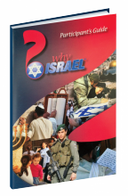 Why Israel - Participant's Guide - book