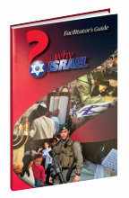 Why Israel - Facilitator's Guide - book to accompany DVD set
