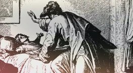 Elijah - a great prophet, but one who struggled with depression