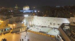 Why Jerusalem?
